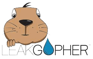 Leak Gopher logo